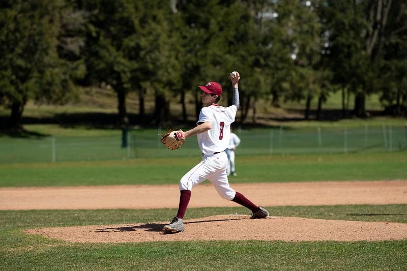 JV Baseball v Kent
