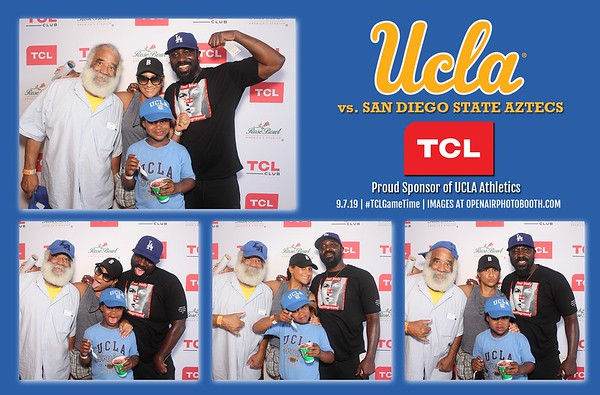 9-7-2019 UCLA Football vs. San Diego St. at The TCL Club (prints)