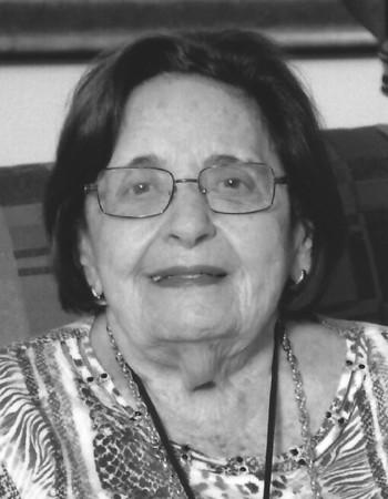 Barbara J LeBeau bw