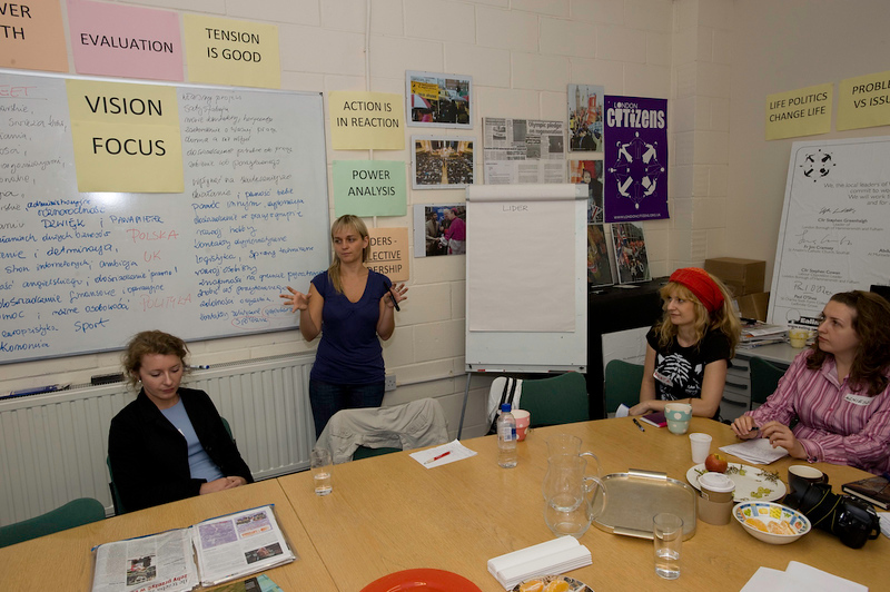 Poland Street training, warsztaty, London, United Kingdom