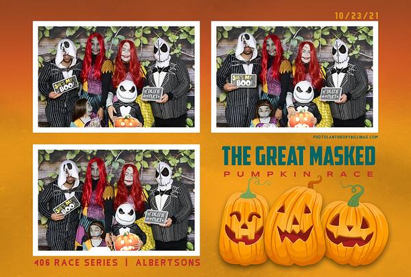 Great Masked Pumpkin Run