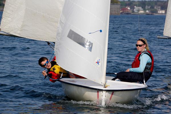 2013 Sailing spring