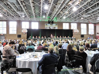 2019 Point Hall of Recognition..Photos.