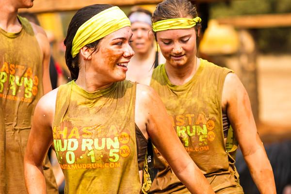 Shasta Mud Run 2015 - Featured