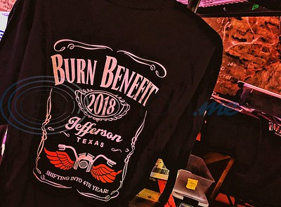 10/13/18 Jefferson Burn Rally - Continuing The Ride For Burn Survivors by Byron Haden