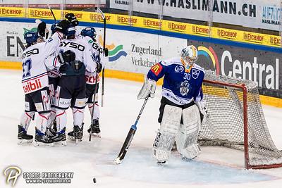 Playoff 1/2-Final (1): EVZ Novizen Elite - EHC Kloten