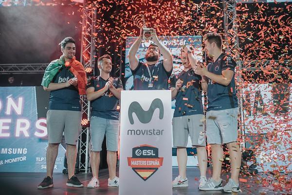 ESL Masters España - CS:GO - Temporada 5