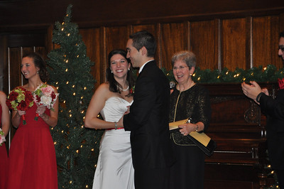 2012/12 Devin and Kathleen's Wedding