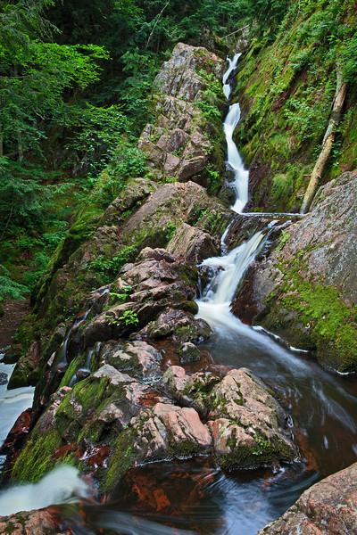 Water Slide - Morgan Falls