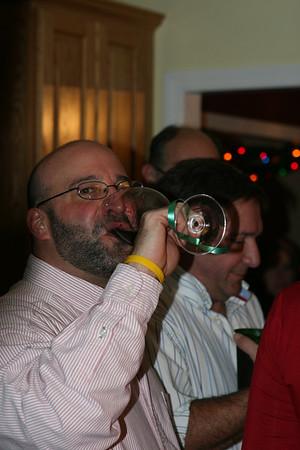 Huscher Xmas Party 2007
