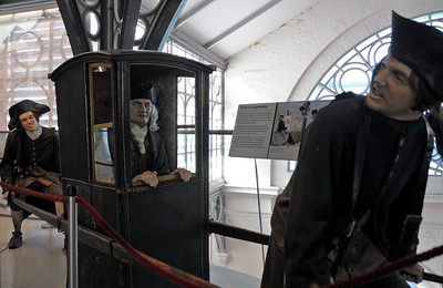 London Transport Museum, 2012