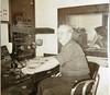 Radio station dispatcher 1950s 2
