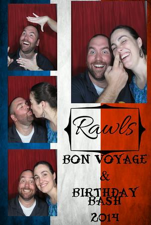 Rawls Bon Voyage - Birthday Bash