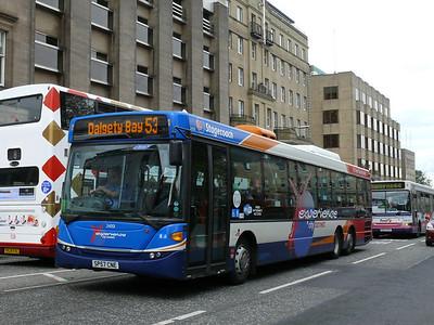 24001-24007 Scania OmniLink Tri-Axle