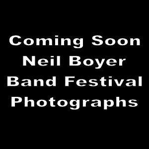 Neil Boyer Band Festival