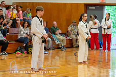 Sawyer Tae Kwon Do