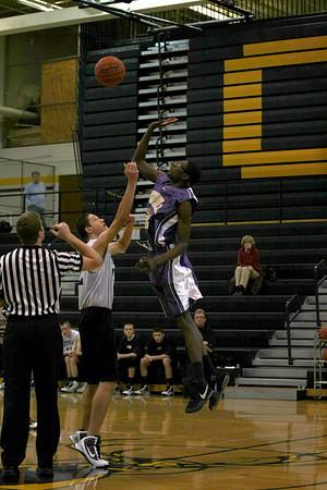 2009-12-15 Freshman Gold vs Thurgood Marshall