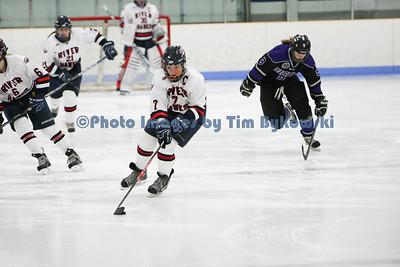 STMA girls Hockey vs Buffalo