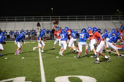 7th & 8th grade FOOTBALL RED TEAM