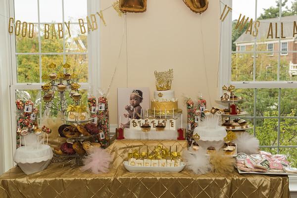 The Notorious Queenie' (1st Birthday Celebration)