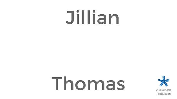 Jillian and Thomas (Wedding)
