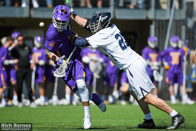 NCAA MLax: Albany at  Yale; 4/22/18
