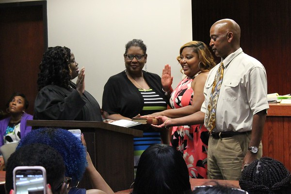 05-30-18 | Safe Babies Court Swearing-In | Jerice L. Glanton
