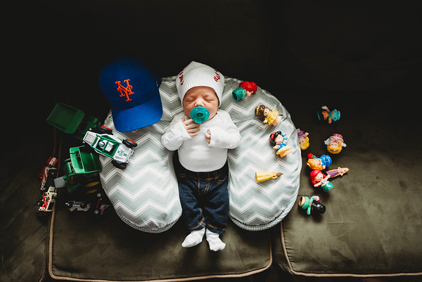 Baumgatner newborn