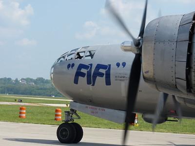 Commemorative Air Force - Lunken Airport - Cincinnati - 7 Sept. '15
