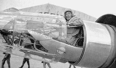 French Leduc .22 Ramjet Interceptor