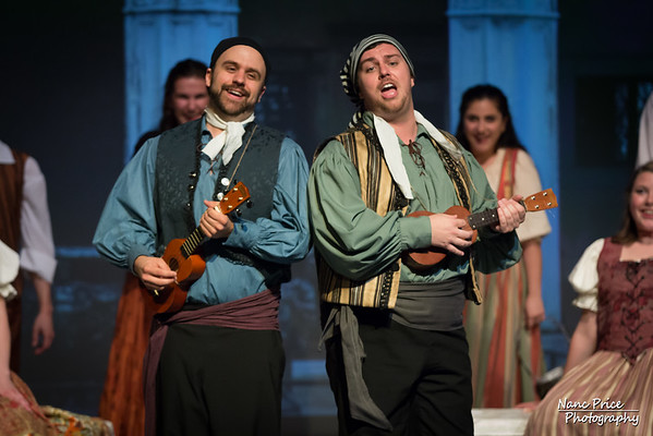 Opera NUOVA's The Gondoliers