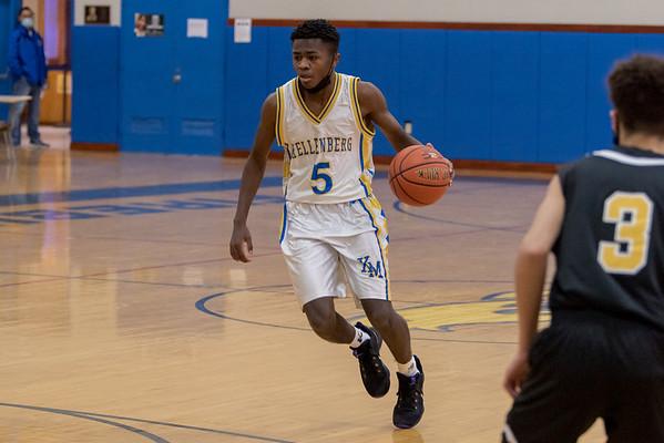 Boys Freshman Basketball - 2021