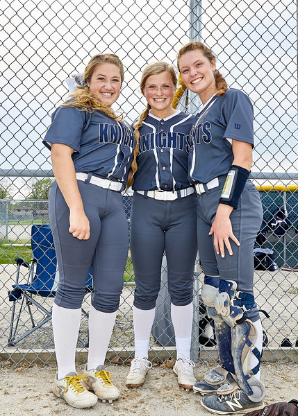 CC Softball vs Twin Lakes Sr.Night 2019-5-7