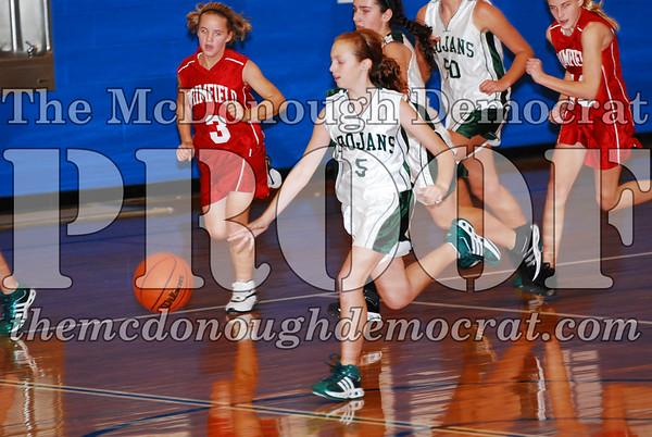 7th Grade vs. Billtown 11-15-07