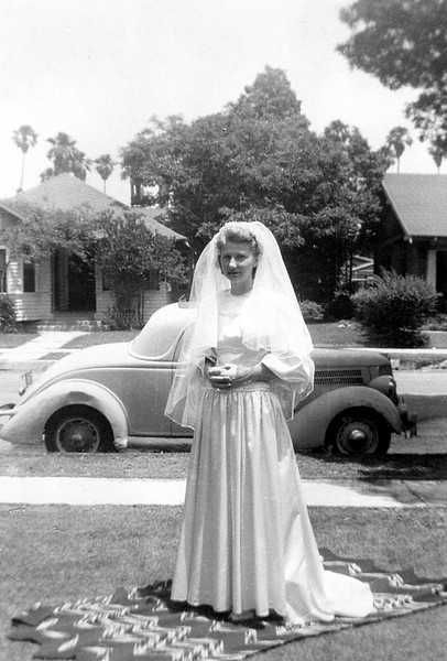 1948/07 - Gil and Vera's Wedding