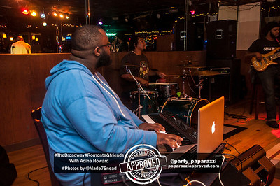 ROMONTA & FRIENDS W/ ADINA HOWARD --- PHOTOS BY @MADE7SNEAD