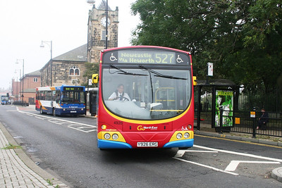 Buses of Tyneside