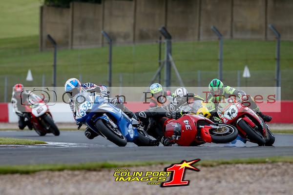 G-Era Supersport Donington TSGB 2021