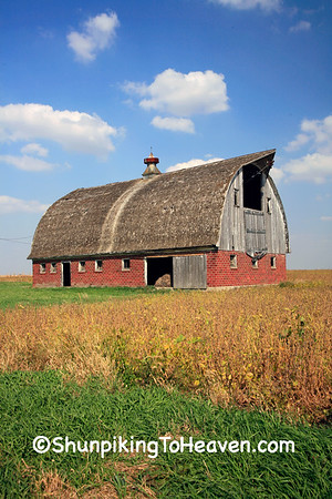 Barns in Autumn