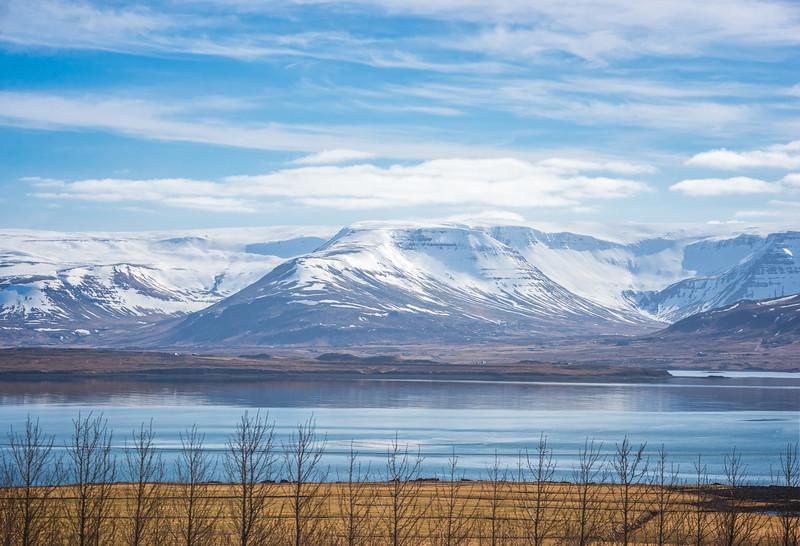 Lake Þingvallavatn, Iceland