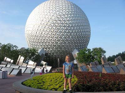 Disney World - June 2010 - Day 3