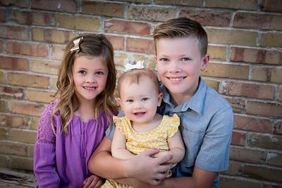 Steele Family Oct 2018