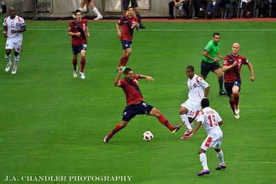 Gold Cup Semi Finals 2011