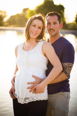 Stephanie and Corey