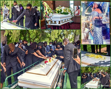 Homegoing Services - Elizabeth Sudue Brewer-Cassell