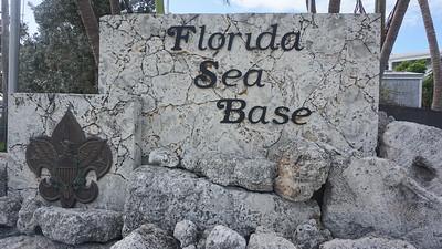 Random-Generic Pictures of Florida Sea Base