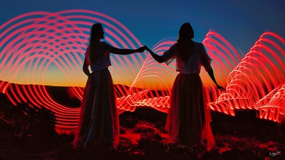 Light Painting Showcase: Models, Cars, Night-Scapes