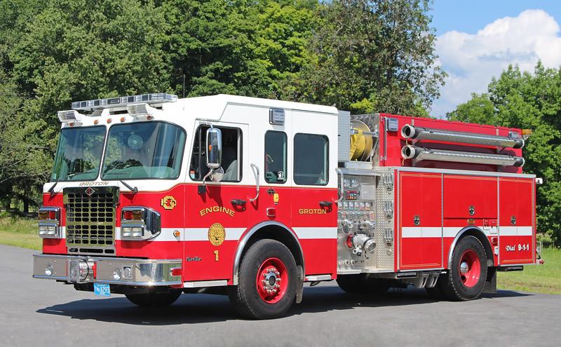Engine 1 2013 Spartan Metro / 4 Guys 1500 / 1000