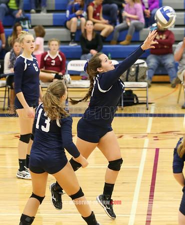 Watkins / Odessa Volleyball 10-13-16