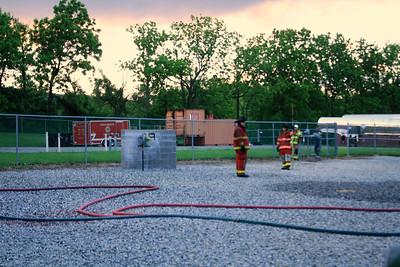 Budd Lake Fire Conducts Gas Drill